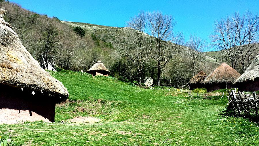 poblado cántabro de Campoo