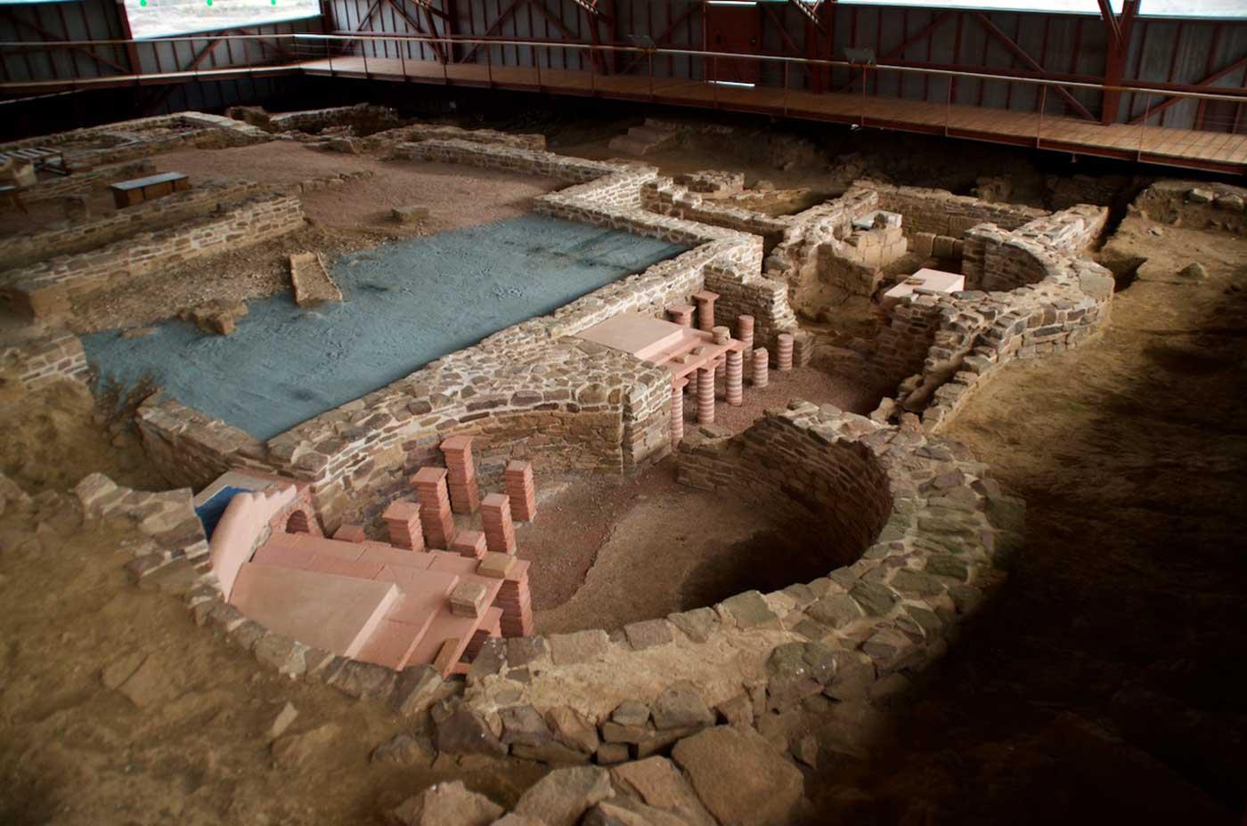 Yacimiento  y Arqueositio de Camesa Rebolledo