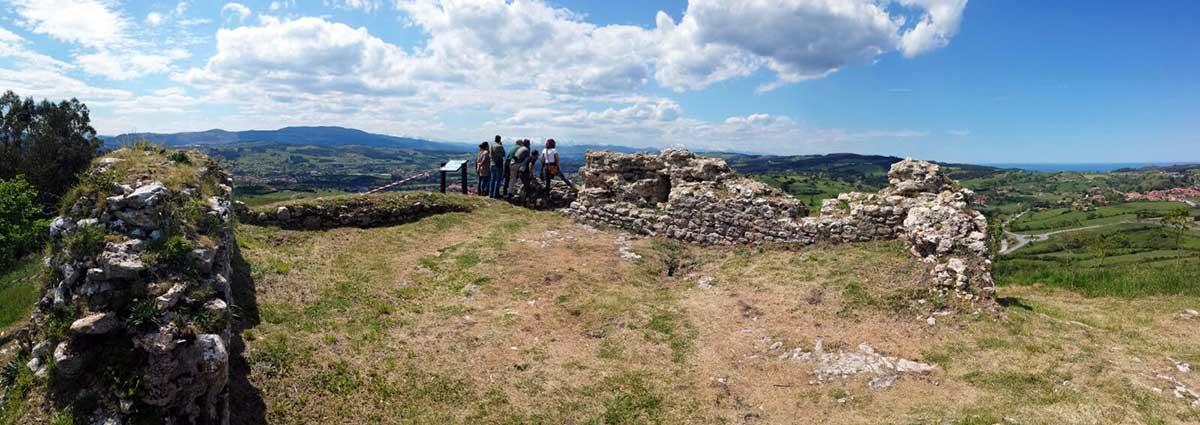 castillo de Vispieres