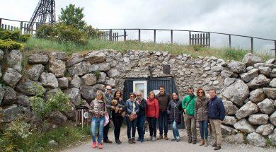 entrada-centro-mineria-barruelo-cantabria-inusual