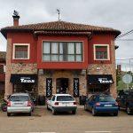 Fachada restaurante Tres Valles